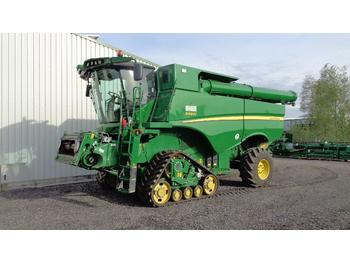 John Deere S690 # 12m - ready for work - leikkuupuimuri