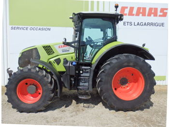 Claas AXION 850 CMATIC - maataloustraktori