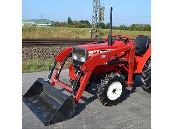 Carraro Superpark 3800 HST - 1015 hours + equipment mini