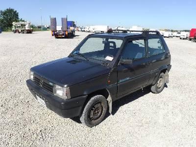 Fiat Panda 4x4 >> Fiat Panda 4x4 Henkiloauto Italia Myydaan Truck1 Id 3774457
