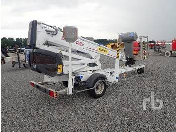 DINO 180XT Electric Tow Behind Articulated - puomilava