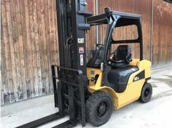 Haarukkatrukki CAT Lift Trucks DP 25 N: kuva haarukkatrukki CAT Lift Trucks DP 25 N