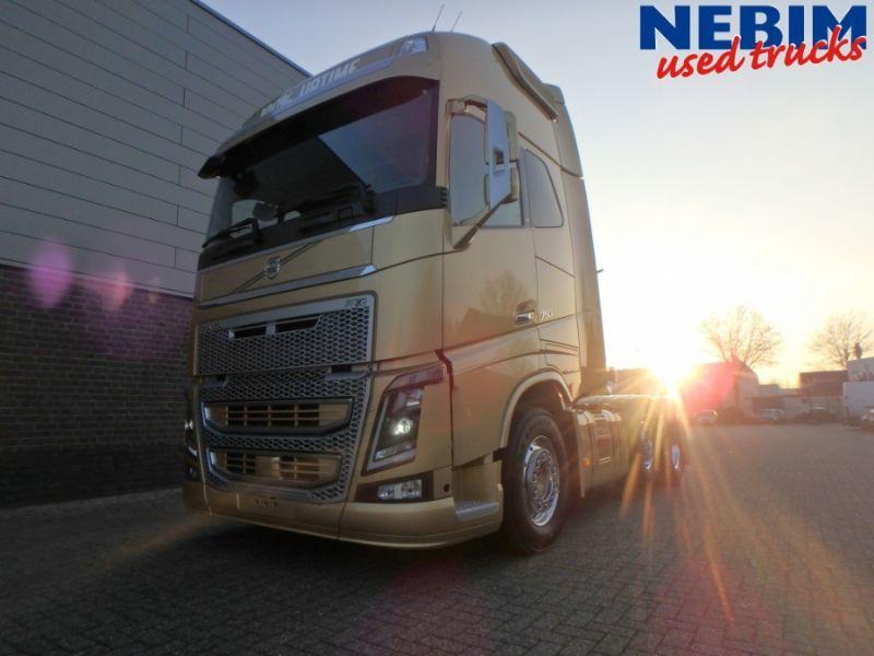 Myytavat Uusien Vetopoytaauto Volvo Fh16 750 6x2 Euro 6 New Top
