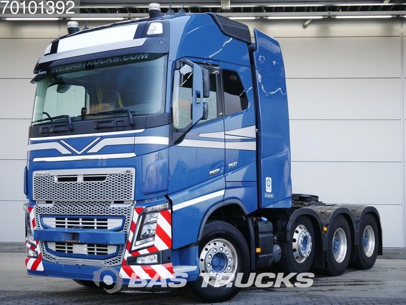Volvo Fh16 750 8x4 Liftachse Lenkachse I Park Cool Euro 6 Vetopoytaauto 3394864