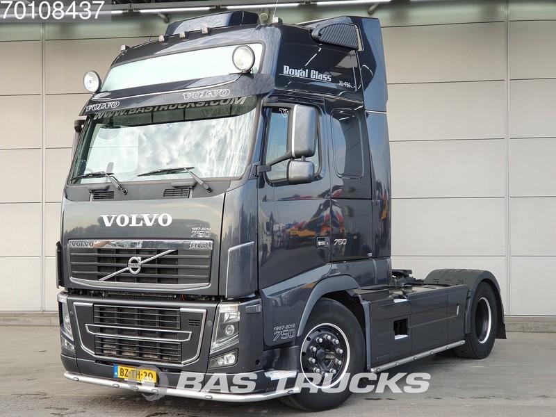 Volvo Fh16 750 Xl 4x2 Veb Adr Standklima Compressor Xenon Eev Vetopoytaauto 3725253